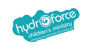 Hydroforce Childrens Ministry logo