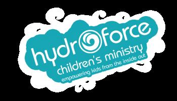 Hydroforce Childrens Ministry logo
