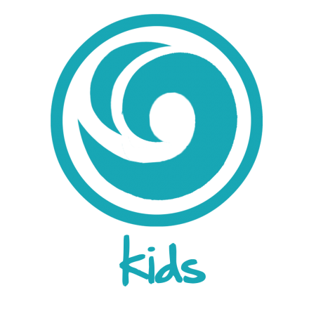 Kids O Logo Blue